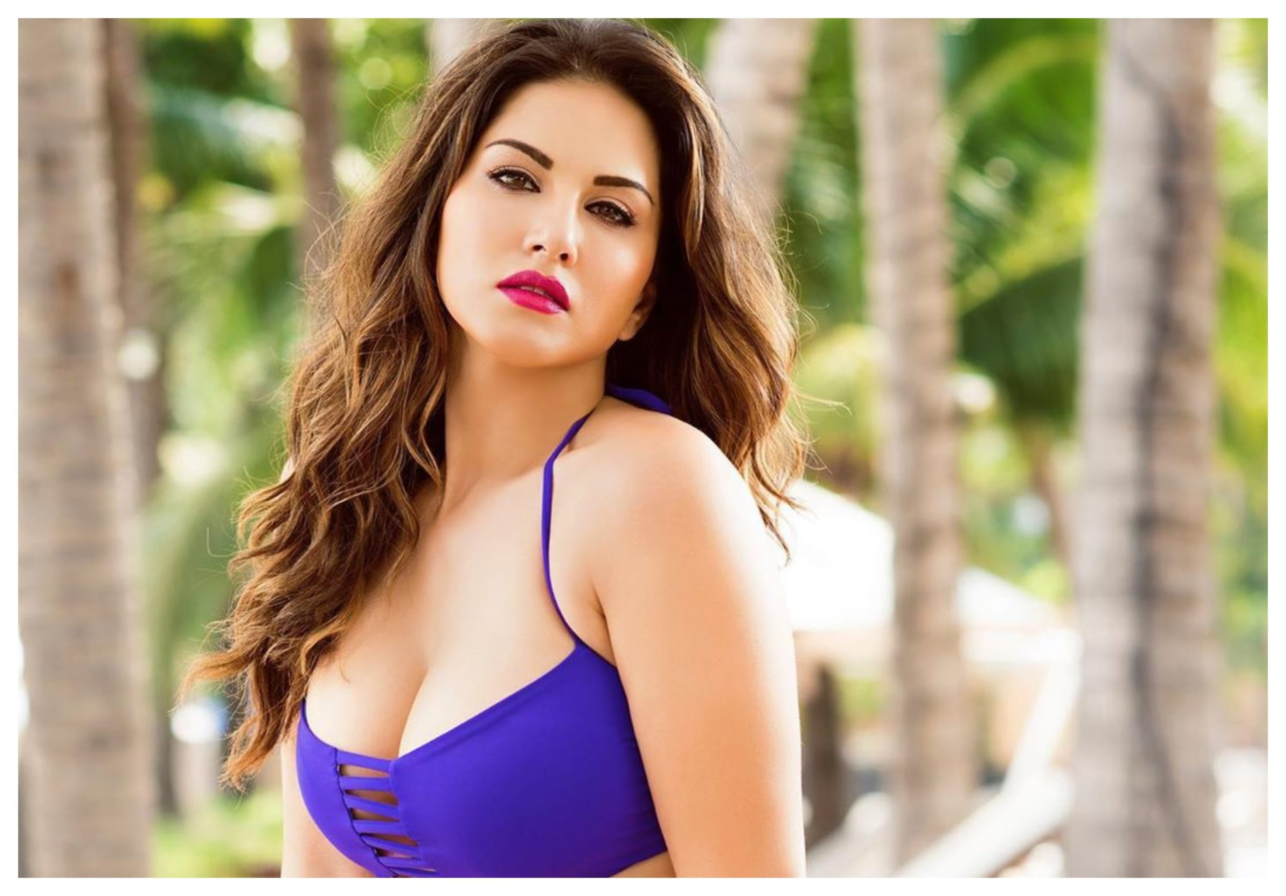 Bold Pictures Of Sunny Leone, Being Bored In Lockdown, Sunny Leone ...