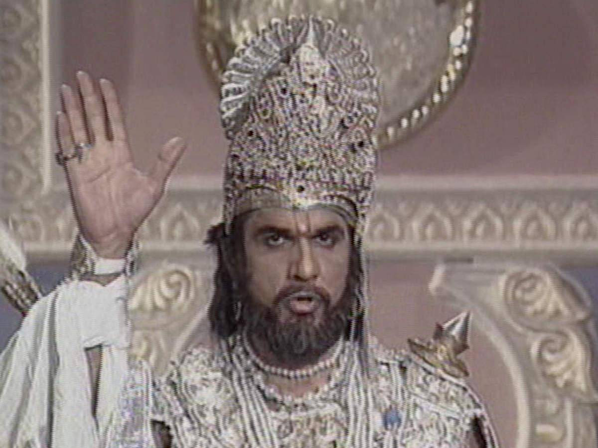 Mukesh Khanna Got The Role Of Bhishma Pitamah In Mahabharata